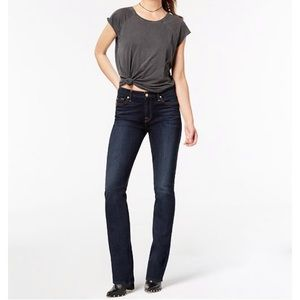 Kimmie 7 For All Mankind Straight Leg Jeans